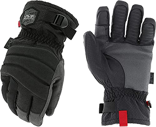 mechanix wear ski gloves Mechanix Wear: ColdWork Peak Winter Work Gloves - Touch Capable,PrimaLoft 100g Gold Insulated, Waterproof Barrier (X-Large)