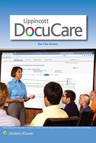 Lippincott DocuCare 18-Month Access