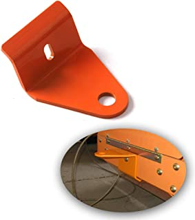 Hydraker Zero Turn Lawn Mower Trailer Hitch Fit for Tiger Cat & Wild Cat Scag Tiger Cub