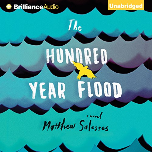The Hundred-Year Flood audiobook cover art