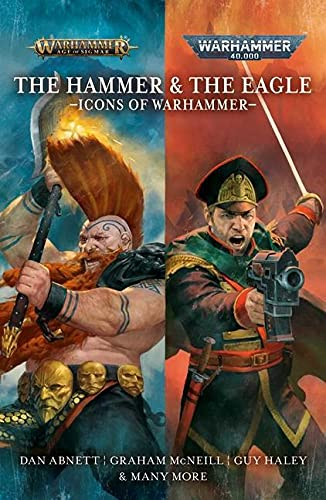 The Hammer and the Eagle: The Icons of the Warhammer Worlds