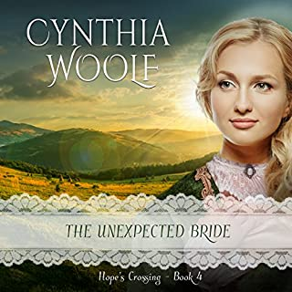 The Unexpected Bride audiobook cover art