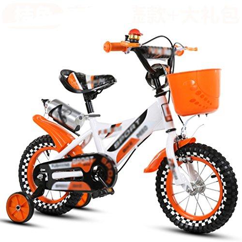 &Kinderwagen Kinder Fahrrad Fahrrad Kinderwagen Junge Mädchen Baby Fahrrad (Farbe : 2#, größe : D)