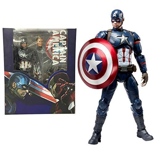 COOL MODEL Marvel The Avengers Civil War Capitán