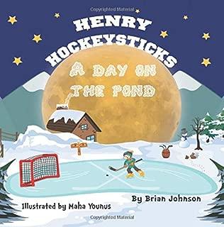 Henry Hockeysticks: A Day On The Pond