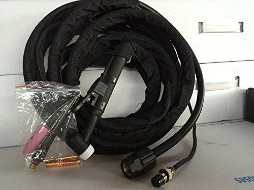 HST NEU TIG WIG Schlauchpaket 6,00 Meter + Zubehör f Schweissgeräte bis 200 Amp