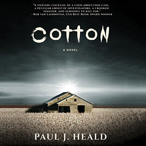 Cotton audiobook cover art
