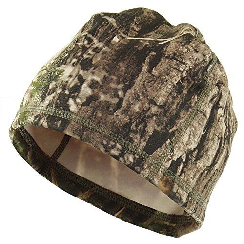 Equipment De Sport USA Zeek oufitter Lizenzprodukt Camouflage Ultimate Stretch Beanie mit Polygiene, Woodlands Zones