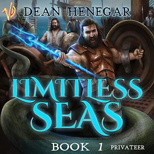 Limitless Seas, Book 1 cover art