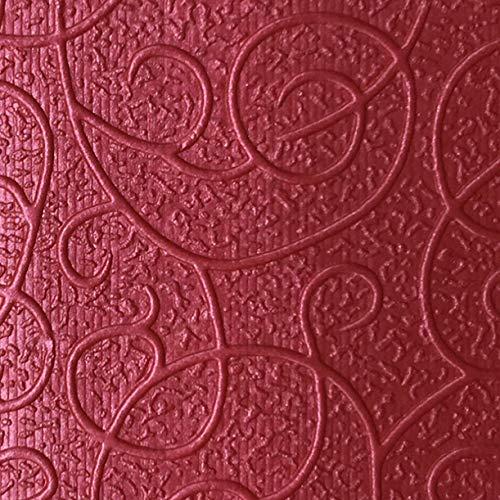 CPSH Kunstleer Kunstleer Vinyl Lederen Doek Brandvertragend Materiaal Kleding Dressmaking Bekleding PER 1 METRE X 140CM (Kleur: 11#, Maat : 4m)