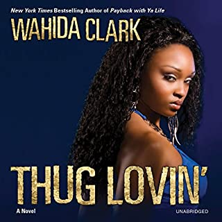 Thug Lovin' audiobook cover art