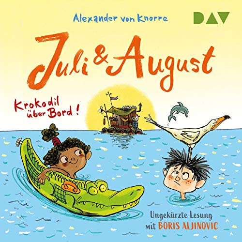 Juli und August Titelbild
