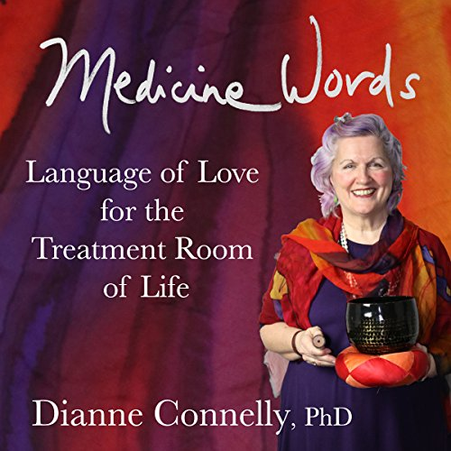 Medicine Words audiobook cover art