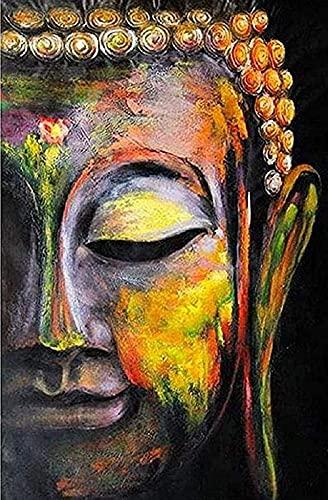 puzzels puzzels 1000 stukjes, Boeddha hoofd kind volwassen puzzel educatief speelgoed, houten puzzels kunst doe-het-zelf…
