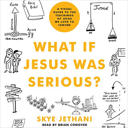 What If Jesus Was Serious? cover art