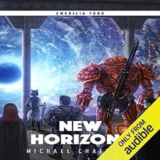 New Horizons cover art