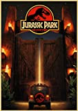 YANGHONG Decorative Canvas Poster Jurassic Park Movie