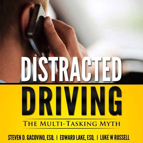 Distracted Driving audiobook cover art