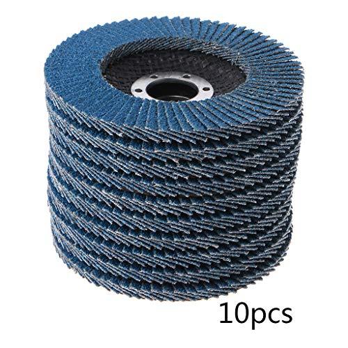 Eliky slijpschijven 40 Grit slijpschijven messen voor haakse slijper elektrisch gereedschap accessoires