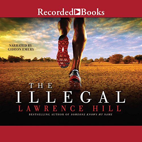 The Illegal audiobook cover art