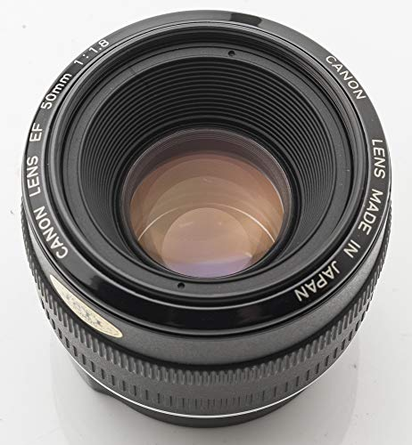 Canon 50mm f/1.8 FD Lens for A1, AE-1, F1 Camera