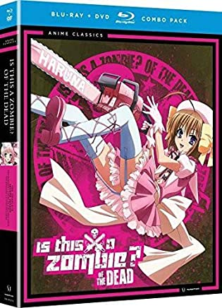 Is this a Zombie? - Season 2 - Anime Classics [Blu-ray + DVD]