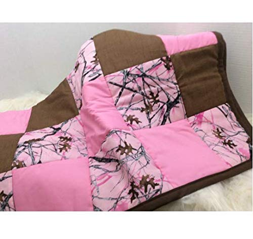 List price Camo Quilt Limited time trial price - Pink 40x60