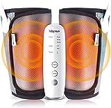 VeyFun Masajeador de piernas con función de calefacción, compresas de compresión para relajación, con controlador de mano, 3 intensidades, 2 modos, masajeador de piernas completo