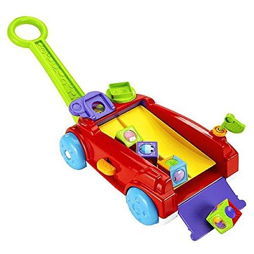 Fisher-Price Roller Blocks Rockin' Wagon