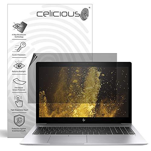 Celicious Pellicola Protettiva Privacy Plus con Filtro a Quattro funzioni per HP EliteBook 850 G5 (Touch)