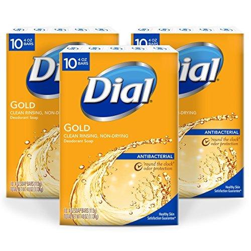 Image of Dial Antibacterial Bar...: Bestviewsreviews