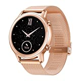 HONOR Magic Watch 2 (42 mm, Sakura Gold) Always On AMOLED Display, SpO2, 15 Workout Modes, Music...