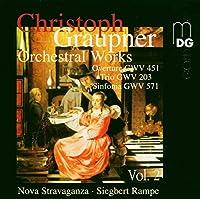 Nova Stravaganza by Graupner (2004-08-16)