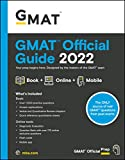 GMAT Official Guide 2022: Book + Online Question...