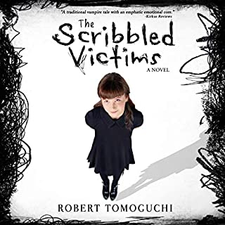 The Scribbled Victims audiobook cover art