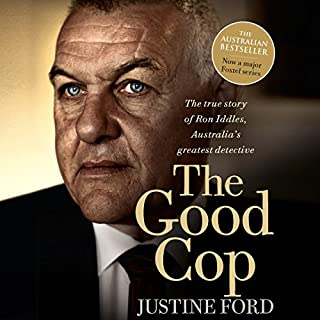 The Good Cop                   By:                                                                                                                                 Justine Ford                               Narrated by:                                                                                                                                 Peter Hosking                      Length: 9 hrs and 11 mins     121 ratings     Overall 4.6