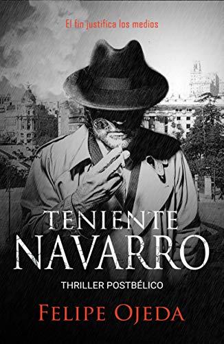 Teniente Navarro – Felipe Ojeda Redondo   51ZjKX2fasL