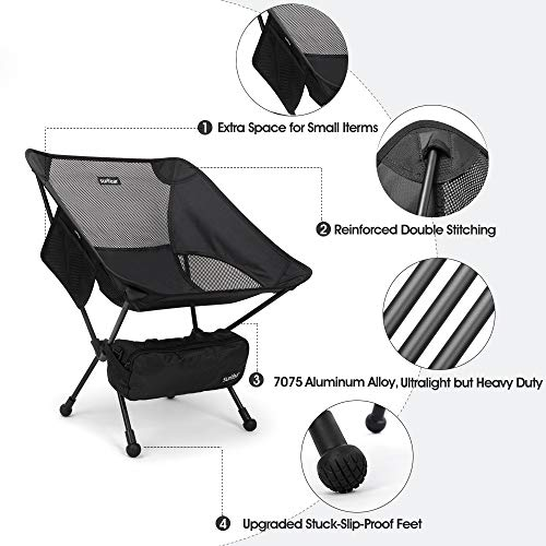 Sunyear Compact Folding Camping Chair