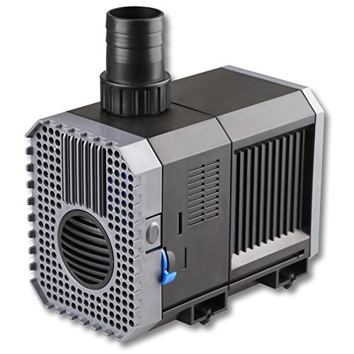 SunSun CHJ-4500 ECO Teichpumpe 4500l/h mit nur 65W