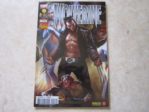 wolverine n° 2 wolerine en enfer 2/3 (aout 2011)