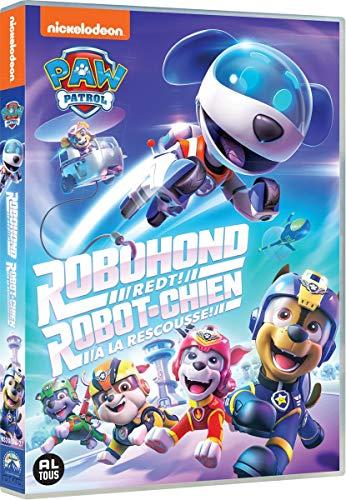 La Pat Patrouille : Robot Chien à La Rescousse [DVD]