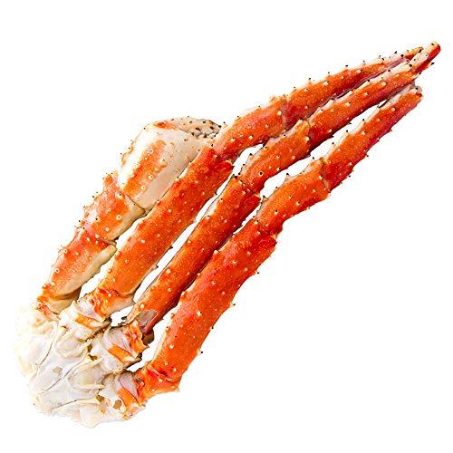 ◇超優良◇ タラバガニ 1肩 ◇国内初◇ 北海道厳選素材使用 タラバ蟹 脚 約1kg