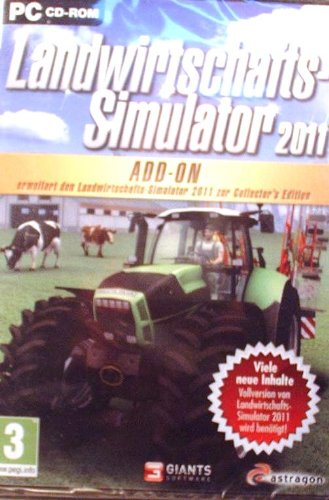 Landwirtschafts-Simulator 2011 Add-on (Collectors upgrade)