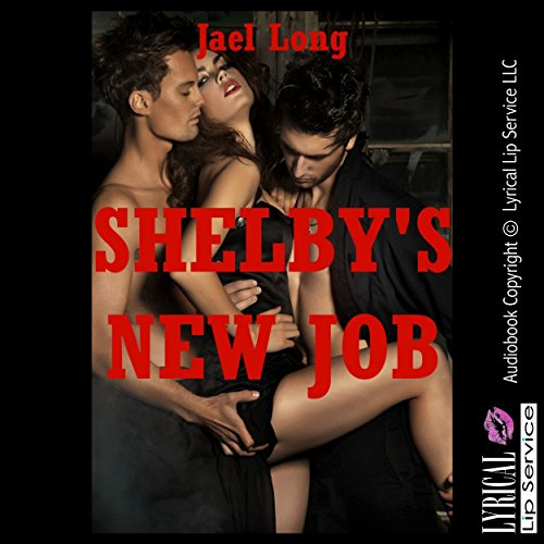 Shelby's New Job audiobook cover art