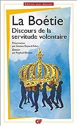 Discours De La Servitude Volontaire Prepas Scientifiques 2016 2017