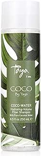Taya Beauty Moisturizing & Body-Building Shampoo - COCO-WATER Hydrating-Volume Fiber Shampoo