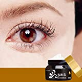 Snake Venom Eye Cream - Anti Aging Complexes,Eye Delights Boosts Serum,Eye Cream Effective Reduces Dark Circles, Anti Wrinkle, Wrinkles, Bags, Saggy Skin & Puffy Eyes Great Eye Treatment (Multicolor)