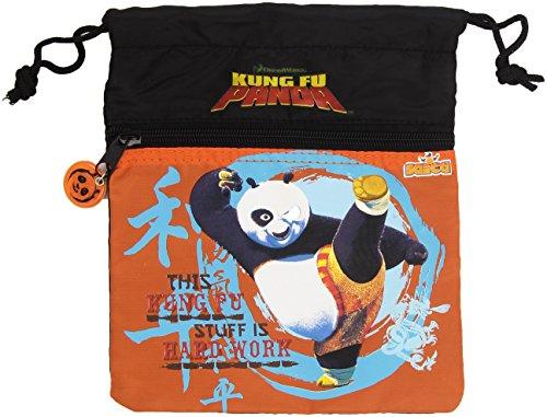 Kung Fu Panda - Portameriendas (Saica Giocattoli 7657)