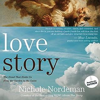 Love Story audiobook cover art