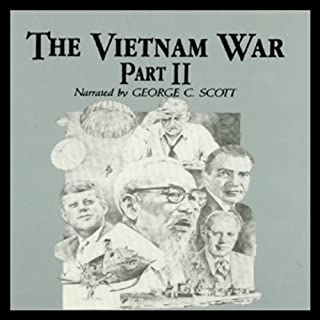 The Vietnam War, Part 2 audiobook cover art